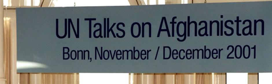 Friedensgipfel Petersberg: Einladung auch an die Taliban?