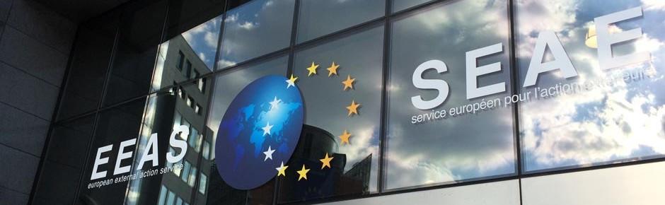 Bundestag debattiert über EU-Außen- und Sicherheitspolitik