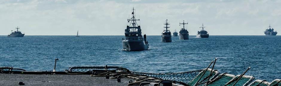 """BALTOPS 2019 – Rückkehr der """"Second Fleet"""" nach Europa"""