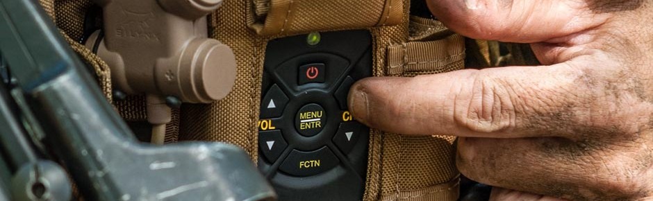 Funkgeräte E-LynX PNR 1000 für das deutsche Heer