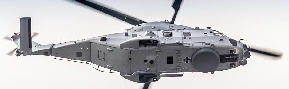 Entschieden: Sea Tiger wird neuer Marine-Bordhubschrauber