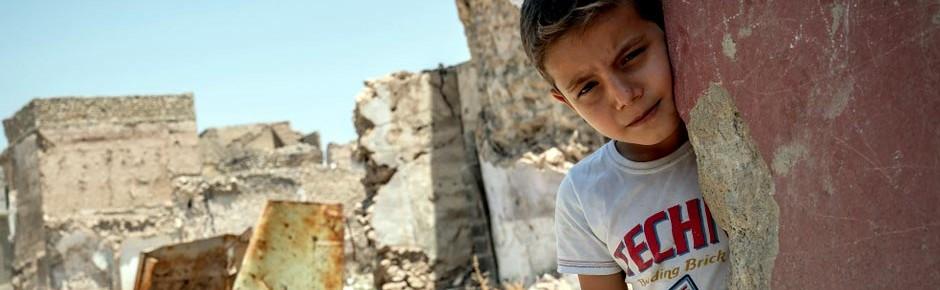 Getötet, verletzt, entführt: Kinder-Report von UNICEF