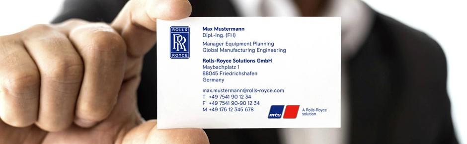 "Rolls-Royce: Bereich ""Power Systems"" ordnet Marken neu"
