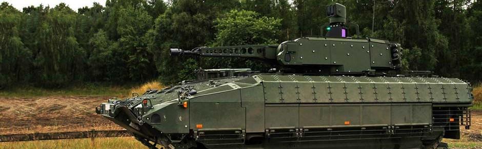 Puma-Selbstschutz: 300. Sensorrüstsatz MUSS ausgeliefert