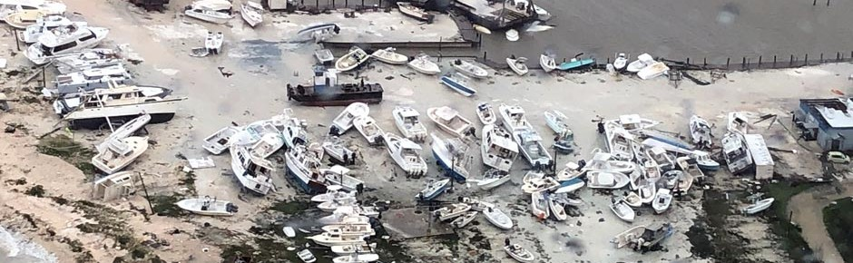 "Hurrikan ""Dorian"" – Bundeswehr hilft auf den Bahamas"