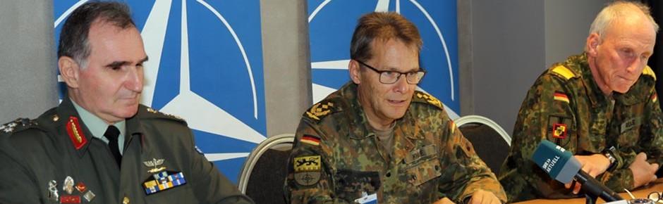 Ulmer NATO-Kommando JSEC auf dem Weg zur Einsatzreife