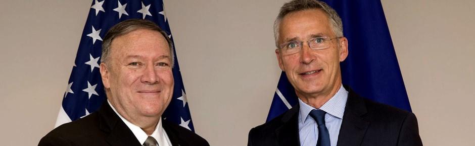 Afghanistan: US-Außenminister Pompeo informierte die NATO