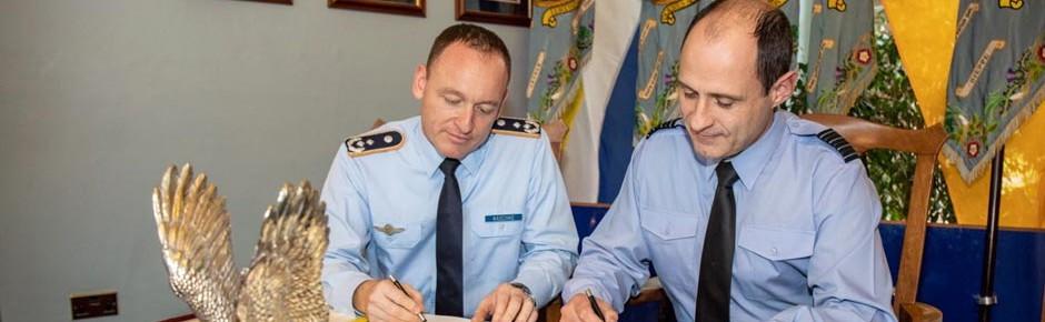 Deutscher und britischer Eurofighter-Standort kooperieren