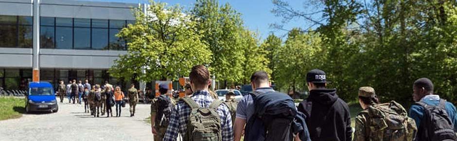 CHE-Ranking: Platz 1 für Bundeswehr-Universität München