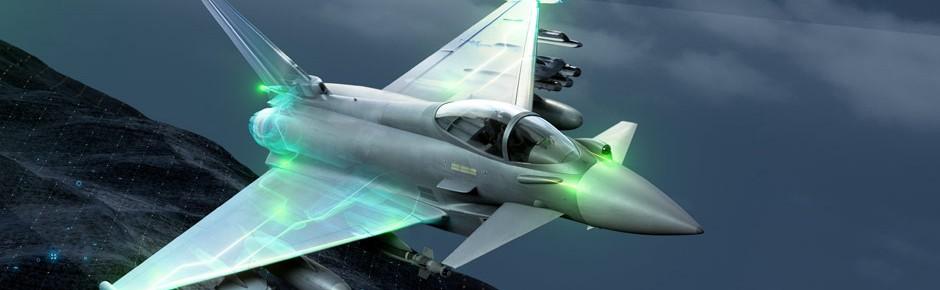 Neues Konzept für Eurofighter-Selbstschutzsystem