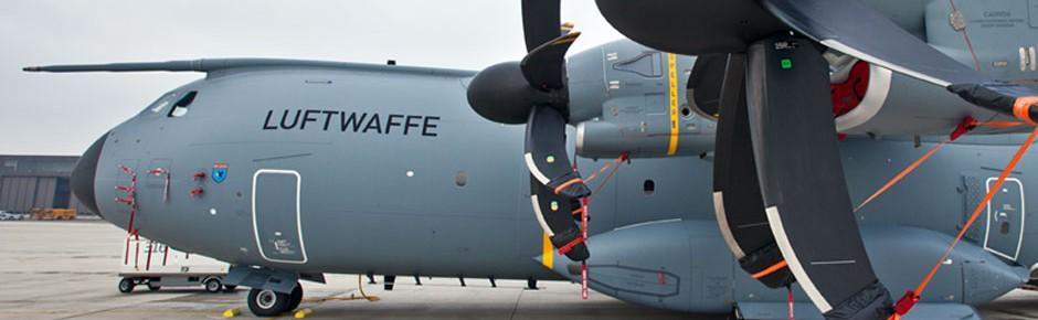 A400M: Bundeswehr stoppt Abnahme von zwei Maschinen