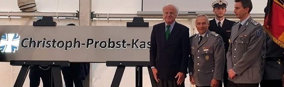 Christoph Probst – ein Vorbild und moralischer Kompass