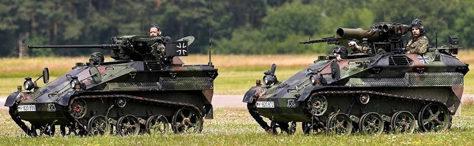 Waffenträger Wiesel 1: Verlängerung der Nutzungsdauer