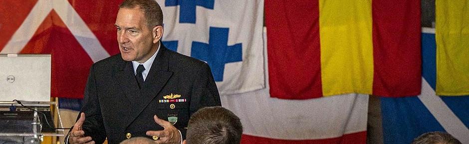 """13 NATO-Länder bei Marineübung """"NEMO 19"""""""