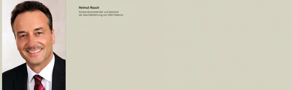Führungswechsel bei Diehl Defence in Überlingen