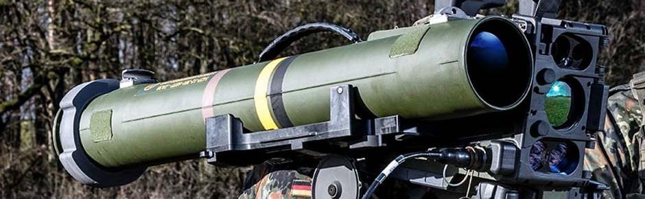 Lenkflugkörpersystem MELLS für die Infanterie