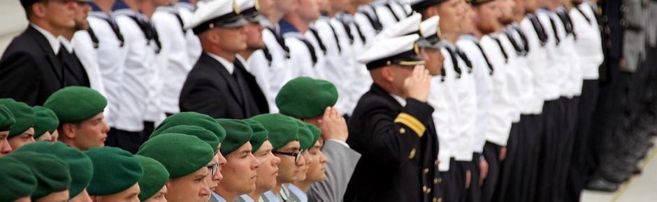 """Wehrbeauftragter fordert eine """"innere Reform"""" (Teil 1)"""