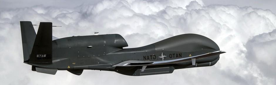 NATO erhält erste mobile Bodenstation für das AGS-System