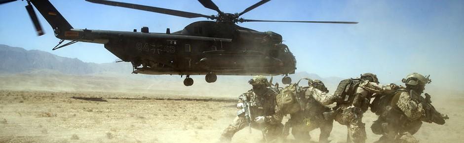 Vier Auslandseinsätze der Bundeswehr verlängert