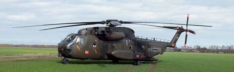 Zwei Sicherheitslandungen beim Hubschraubergeschwader 64