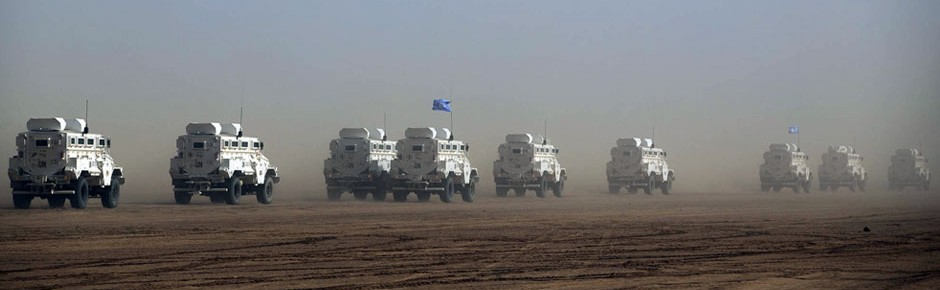 Aufklärer in Mali lösen Sprengfalle aus