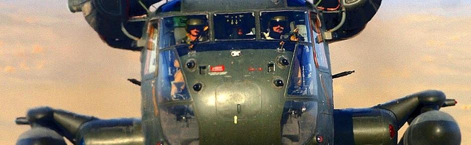 Hubschrauberpiloten, die um ihre Fluglizenz bangen