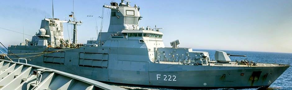 Fregatten von speziellen Auslandsmissionen zurück