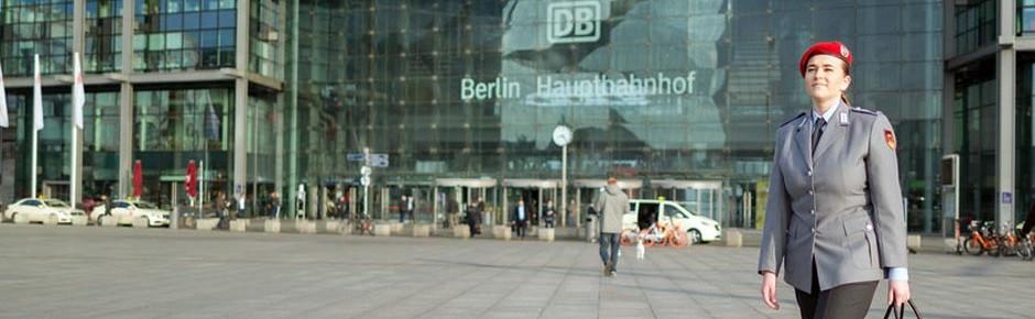 Neue App der Bundeswehr für kostenfreie Bahnfahrten