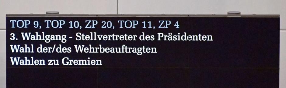 """Neue Wehrbeauftragte Högl: """"Unter Hochdruck einarbeiten"""""""