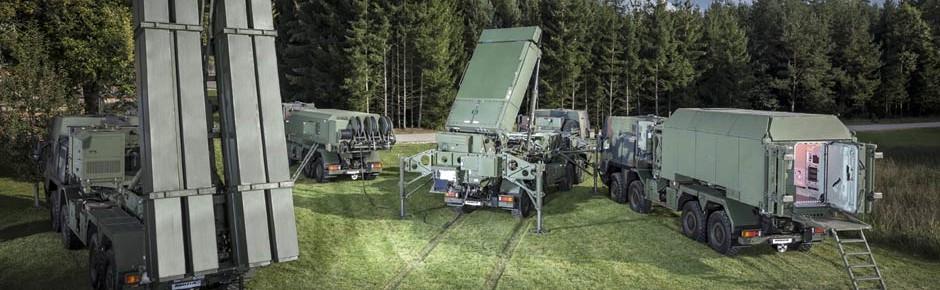 Neues Angebot für taktisches Luftverteidigungssystem