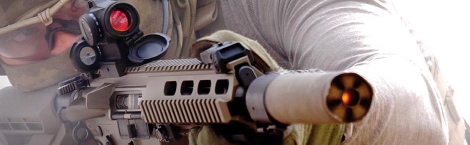 Entschieden – C.G. Haenel liefert neues Sturmgewehr