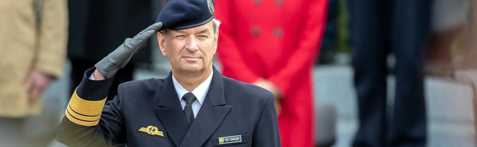 Bundeswehr-Organisationsbereich CIR mit neuer Führung