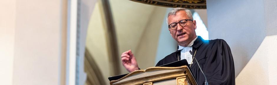 Amtseinführung von Militärbischof Bernhard Felmberg