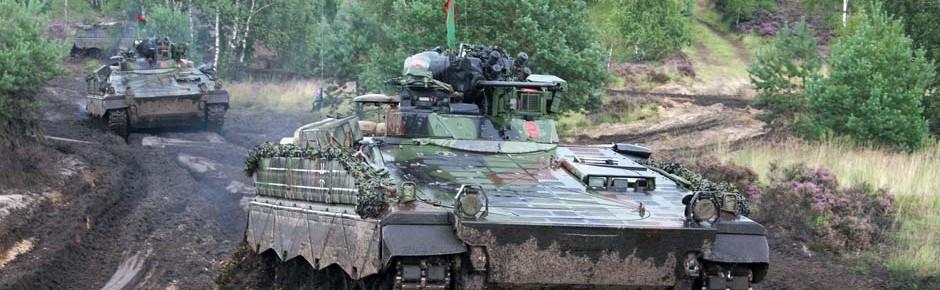 Bundeswehr beschafft neue Wärmebildzielgeräte für Marder