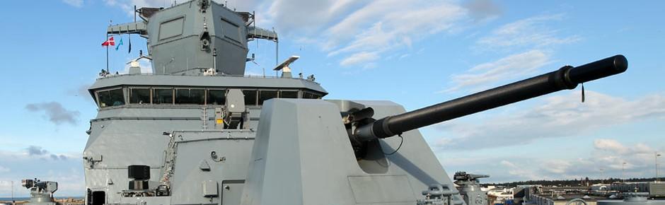 7000 Übungsgeschosse für Fregatten der Klasse F125