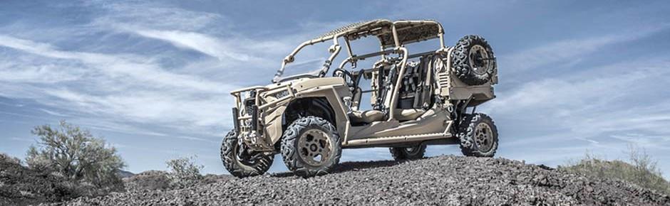 MRZR: Geländefahrzeuge für die Bundeswehr-Spezialkräfte