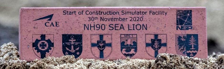 CAE baut NH90-Ausbildungszentrum in Nordholz