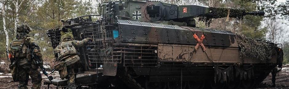 """System """"Panzergrenadier"""" – endlich tauglich für das Gefecht"""