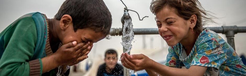 UNICEF-Report: Wenn das Wasser zur Waffe wird