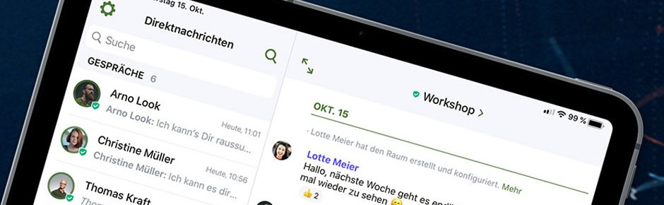 "Regierung versichert: App ""BwMessenger"" ist sicher"