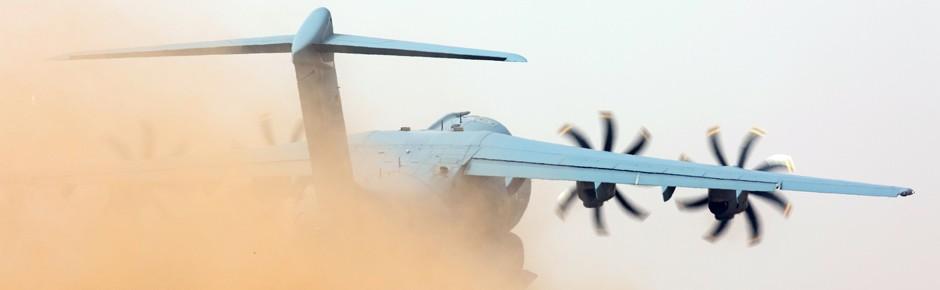Luftverladbare Flugsicherungsanlage für die Bundeswehr