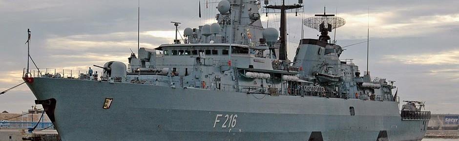 Saab mit der Modernisierung der Fregatten F123 beauftragt