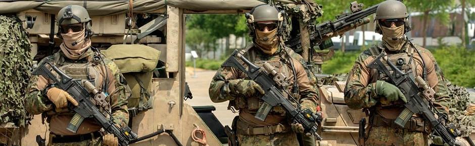 Neuer Kommandeur bei Bundeswehr-Eliteeinheit KSK