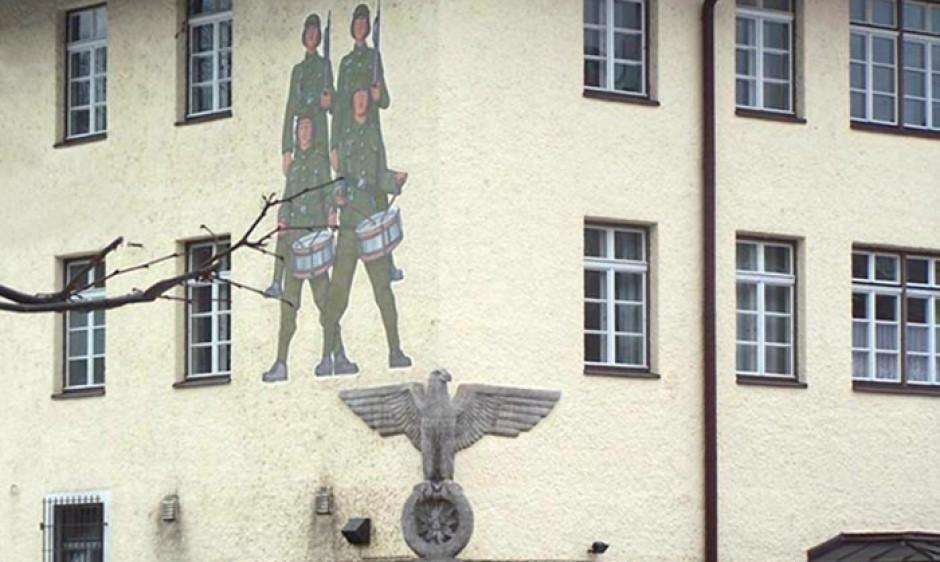 Bundeswehr journal bad reichenhall wirbel um for Architektur ns zeit