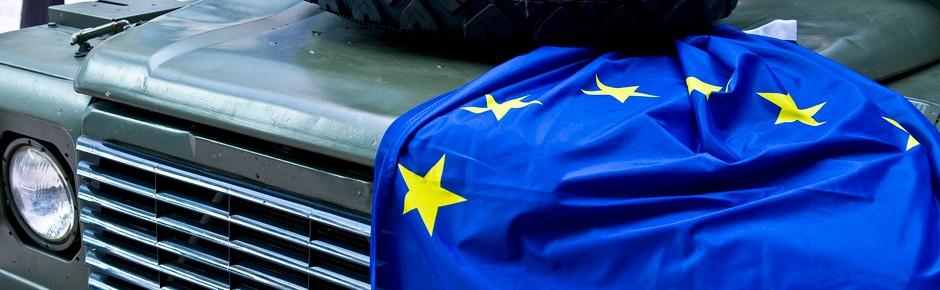 Den militärischen Arm Europas stärken