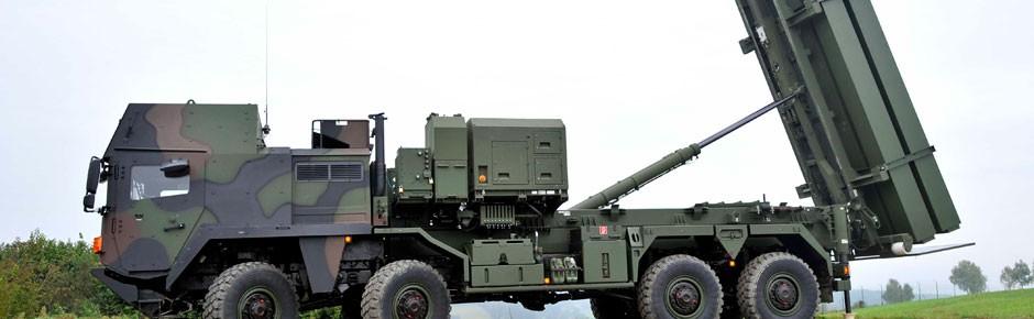 Eigene Luftabwehr auf MEADS-Basis?