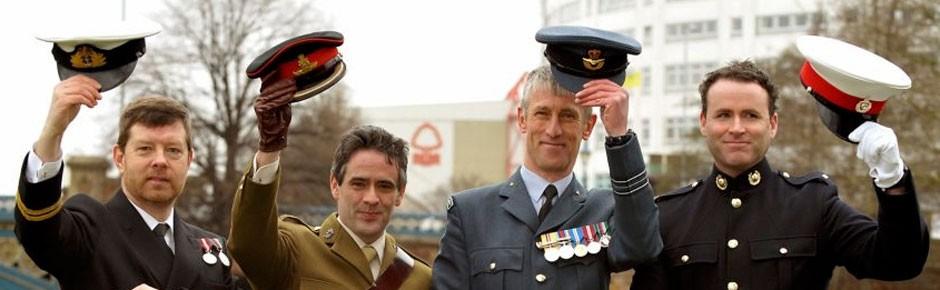 Farewell – britische Streitkräfte ziehen früher ab