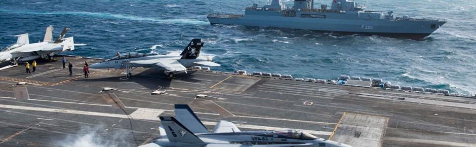 Deutschland und unsere Marine hervorragend repräsentiert