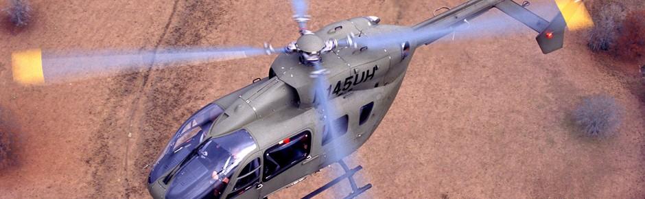 15 neue Hubschrauber für Eliteverband KSK