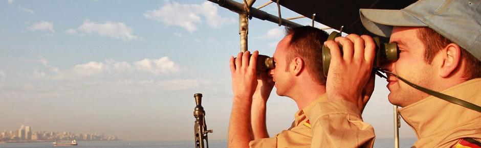 Deutsche Marine ein weiteres Jahr im UNIFIL-Verband
